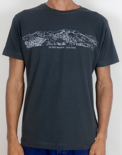 3.White Mountains CHARCOAL GREY